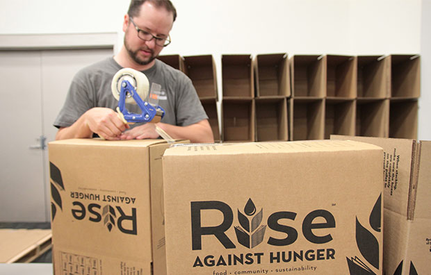 Allianz - Rise Against Hunger